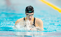 Picture by Allan McKenzie/SWpix.com - 13/12/2017 - Swimming - Swim England Winter Championships - Ponds Forge International Sport Centre - Sheffield, England - Aimee Wilmott races to gold in the womens open 400m individual medley.