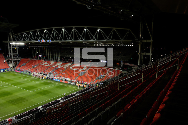 Toronto, ON, Canada - Saturday Dec. 10, 2016: BMO Field prior to the MLS Cup finals at BMO Field.
