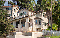Queer House, 1480 Campus Road on the campus of Occidental College, Sept. 25, 2019.<br />