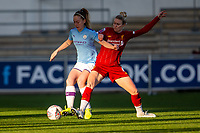 2019 Womens Super League Football Manchester City Women v Liverpool Women Dec 1st