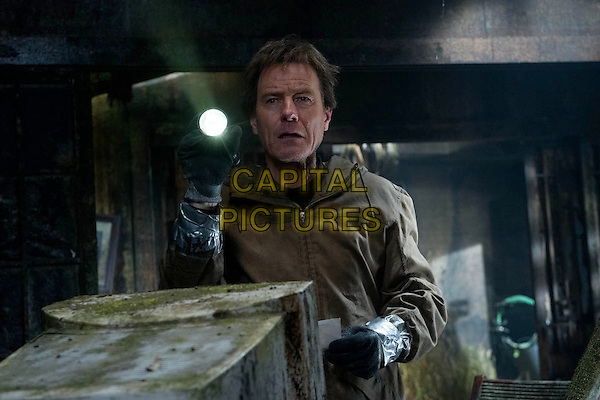 Bryan Cranston<br /> in Godzilla (2014) <br /> *Filmstill - Editorial Use Only*<br /> CAP/FB<br /> Image supplied by Capital Pictures