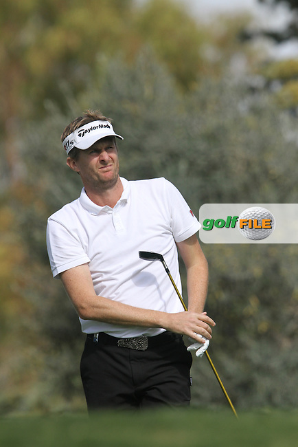 David Lynn (ENG) on the 17th tee on Day 1 of the 2012 Open de Andalucia Costa del Sol at Aloha Golf Club, Marbella, Spain...(Photo Jenny Matthews/www.golffile.ie)
