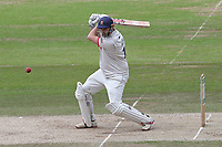Nick Browne in batting action for Essex during Nottinghamshire CCC vs Essex CCC, Specsavers County Championship Division 1 Cricket at Trent Bridge on 1st July 2019
