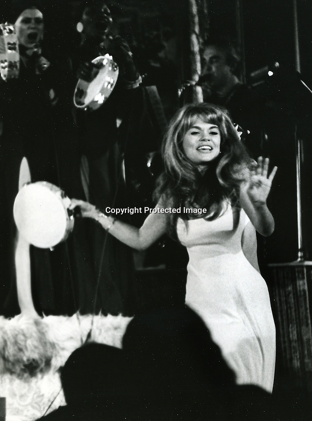 Dyan Cannon entertaining in San Franciso,Ca <br />