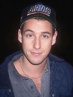 Adam Sandler 1993<br /> Photo By John Barrett/PHOTOlink.net
