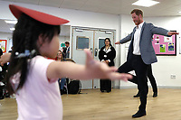 Prince Harry Visit to YMCA South Ealing