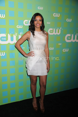 Jessica Lucas at The CW Network's 2012 Upfront at New York City Center on May 17, 2012 in New York City. . Credit: Dennis Van Tine/MediaPunch