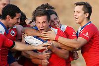 Rugby 2015 Test Match Chile vs Brasil
