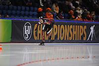 SCHAATSEN: HEERENVEEN: IJsstadion Thialf, 12-02-15, World Single Distances Speed Skating Championships, Alexej Baumgärtner (GER), ©foto Martin de Jong
