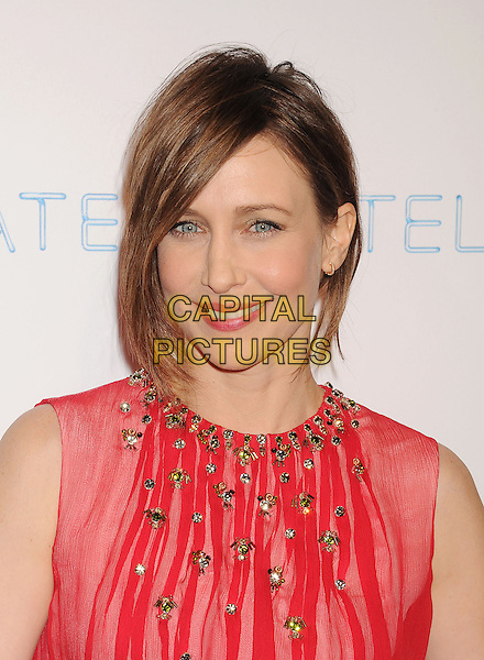 LOS ANGELES, CA- FEBRUARY 26: Actress Vera Farmiga arrives at the premiere party for A&amp;E's Season 2 of 'Bates Motel' and the series premiere of 'Those Who Kill' at Warwick on February 26, 2014 in Los Angeles, California.<br /> CAP/ROT/TM<br /> &copy;Tony Michaels/Roth Stock/Capital Pictures
