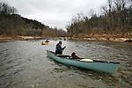 Buffalo River: Pruitt to Carver