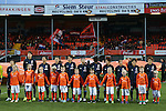 Japan women's national team group (JPN), NOVEMBER 29, 2015 - Football / Soccer : Japan team group line up during the International friendly match between Netherlands women's national team and Japan women's national team at FC Volendam Stadium in Volendam, Netherlands (Photo by AFLO)