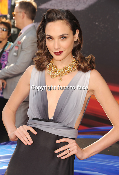 UNIVERSAL CITY, CA- MAY 21: Actress Gal Gadot arrives at the 'Fast & The Furious 6' - Los Angeles Premiere at Gibson Amphitheatre on May 21, 2013 in Universal City, California...Credit: Mayer/face to face..- No Rights for USA, Canada and France -