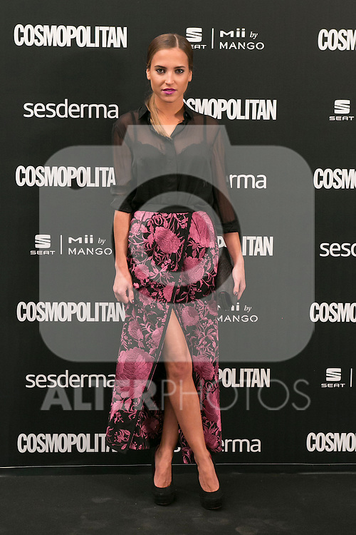 Ana Fernandez attend the photocall of the Cosmopolitan Fun Fearless Female 2014 Awards at the Ritz Hotel in Madrid, Spain. October 20, 2014. (ALTERPHOTOS/Carlos Dafonte)