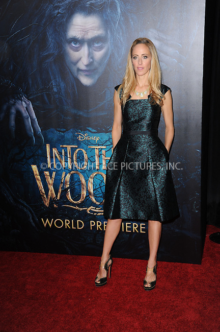 WWW.ACEPIXS.COM<br /> December 8, 2014 New York City<br /> <br /> Kim Raver attending the World Premiere of 'Into the Woods' at the Ziegfeld Theatre on December 8, 2014 in New York City.<br /> <br /> Please byline: Kristin Callahan/AcePictures<br /> <br /> Tel: (212) 243 8787 or (646) 769 0430<br /> e-mail: info@acepixs.com<br /> web: http://www.acepixs.com