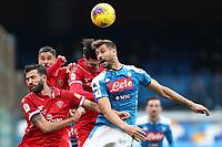 Fernando Llorente of Napoli<br /> Napoli 14-01-2020 Stadio San Paolo <br /> Football Italy Cup 2019/2020 SSC Napoli - AC Perugia<br /> Photo Cesare Purini / Insidefoto