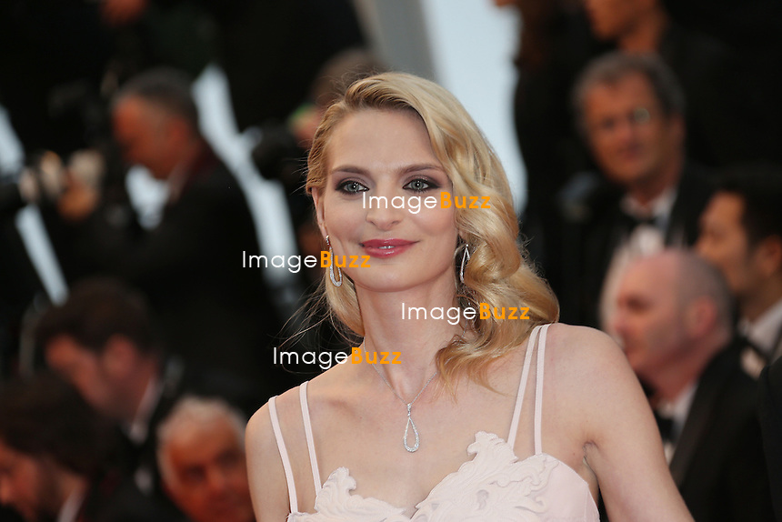 CPE/Sarah Marshall attends the Opening Ceremony and 'The Great Gatsby' Premiere during the 66th Annual Cannes Film Festival at the Theatre Lumiere on May 15, 2013 in Cannes, France.