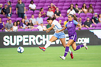 Orlando, FL - Wednesday September 11, 2019: Sam Kerr , Orlando Pride vs  Chicago Red Stars at Exploria Stadium.