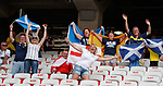 09.06.2019 England v Scotland Women: Scotland fans