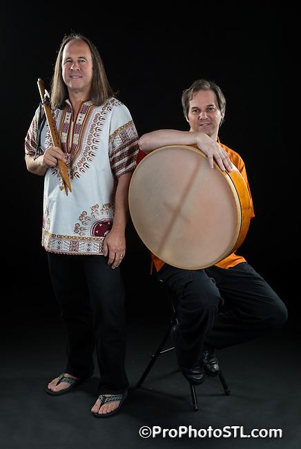 Mark Holland & Scott Robinson promo photos