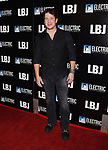 LOS ANGELES, CA - OCTOBER 24: Actor Christian Kane arrives at the premiere of Electric Entertainment's 'LBJ' at the Arclight Theatre on October 24, 2017 in Los Angeles, California.