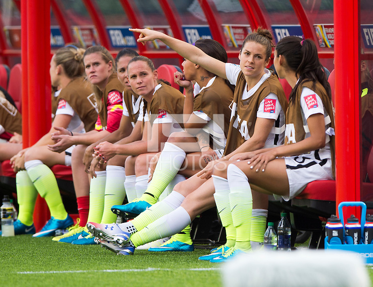 Uswnt 2015 World Cup