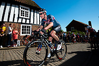 Picture by Alex Whitehead/SWpix.com - 13/05/2018 - British Cycling - HSBC UK Spring Cup Series - Lincoln Grand Prix - Ollie Wood of JLT Condor.