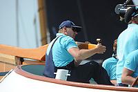 ZEILSPORT: WOUDSEND: 14-08-2017, SKS Skûtsjesilen, ©foto Martin de Jong