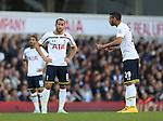 Tottenham's Andros Townsend looks on dejected<br /> <br /> - Barclays Premier League - Tottenham Hotspur vs Stoke City- White Hart Lane - London - England - 9th November 2014  - Picture David Klein/Sportimage