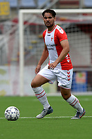 EMMEN - Voetbal, FC Emmen - Almere City, voorbereiding seizoen 2019-2020, 14-07-2019,  FC Emmen speler Kezaih Veendorp