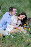 Chelsea & Jeremy's Engagement session on Mare Island.