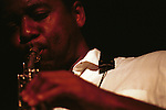 Branford Marsalis. Participants at the 2001 Monterey Jazz Festival.