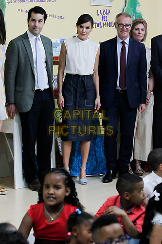 MADRID, SPAIN-May 31: Queen Letizia attends Opening of Madrid Book Fair at El Retiro park in Madrid, Spain on the 31st of May of 2019. May31, 2019.  ***NO SPAIN***<br /> CAP/MPI/RJO<br /> ©RJO/MPI/Capital Pictures