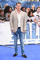 Craig Lawson at the &quot;Valerian and the City of a Thousand Planets&quot; European Premiere at Cineworld Leicester Square, London, UK. <br /> 24 July  2017<br /> Picture: Steve Vas/Featureflash/SilverHub 0208 004 5359 sales@silverhubmedia.com
