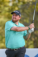 Shane Lowry (IRL) watches his tee shot on 12 during day 1 of the WGC Dell Match Play, at the Austin Country Club, Austin, Texas, USA. 3/27/2019.<br /> Picture: Golffile | Ken Murray<br /> <br /> <br /> All photo usage must carry mandatory copyright credit (© Golffile | Ken Murray)