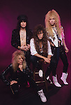 Portraits of the band, Britny Fox