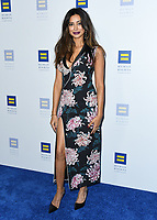 10 March 2018 - Los Angeles, California - Noureen DeWulf. The Human Rights Campaign 2018 Los Angeles Dinner held at JW Marriott LA Live.  <br /> CAP/ADM/BT<br /> &copy;BT/ADM/Capital Pictures