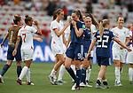 09.06.2019 England v Scotland Women: Dejection from Caroline Weir