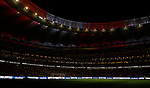 General view during La Liga match. Aug 18, 2019. (ALTERPHOTOS/Manu R.B.)General view before the Spanish La Liga match between Atletico de Madrid and Getafe CF at Wanda Metropolitano Stadium in Madrid, Spain
