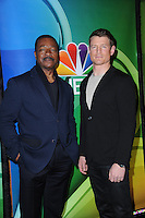 www.acepixs.com<br /> March 2, 2017  New York City<br /> <br /> Carl Weathers and Philip Winchester attending the NBCUniversal Press Junket for midseason at the Four Seasons Hotel New York on March 2, 2017 in New York City.<br /> <br /> Credit: Kristin Callahan/ACE Pictures<br /> <br /> Tel: 646 769 0430<br /> Email: info@acepixs.com