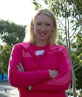 Elena Baltacha in Melbourne Park..12/01/2012, 12th January 2012, 12.01.2012..The Australian Open, Melbourne Park, Melbourne,Victoria, Australia.@AMN IMAGES, Frey, Advantage Media Network, 30, Cleveland Street, London, W1T 4JD .Tel - +44 208 947 0100..email - mfrey@advantagemedianet.com..www.amnimages.photoshelter.com.