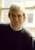 Moody Blues - vocalist Justin Hayward - photographed exlcusively in London UK - 10 Jun 1986.  Photo credit: George Chin/IconicPix