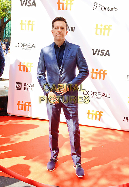 10 November 2017 -  &quot;Chappaquiddick&quot; the much anticipated drama about Ted Kennedy's Chappaquiddick scandal is set for an early 2018 release date.  File Photo:  2017 Toronto International Film Festival -  &quot;Chappaquiddick&quot; Premiere held at Roy Thomson Hall, Toronto, Ontario, Canada.  <br /> CAP/ADM/BPC<br /> &copy;BPC/ADM/Capital Pictures