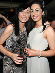 Aisling and Sinead O'Sullivan enjoying a night out at Barroco in the Westcourt hotel. Photo: Colin Bell/pressphotos.ie