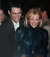 1995 <br /> Jim Carrey ex-wife Lauren Holly 1995<br /> Photo By John Barrett-PHOTOlink.net/MediaPunch