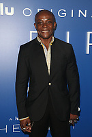 LOS ANGELES, CA - SEPTEMBER 12: Kofi Boakye, at the premiere of Hulu's original drama series, The First at the California Science Center in Los Angeles, California on September 12, 2018. <br /> CAP/MPI/FS<br /> &copy;FS/MPI/Capital Pictures