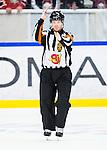 S&ouml;dert&auml;lje 2014-01-06 Ishockey Hockeyallsvenskan S&ouml;dert&auml;lje SK - Malm&ouml; Redhawks :  <br />  domare Daniel Winge  <br /> (Foto: Kenta J&ouml;nsson) Nyckelord:  portr&auml;tt portrait