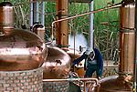 Alambique de cachaça em Itaverava. Minas Gerais. 2006. Foto de Ricardo Azoury.