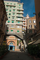 Scenes from Genoa, Italy