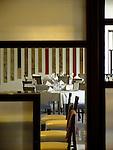 Modern restaurant, Singapore